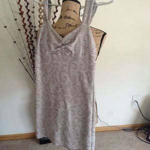 NWT Free People Faded Flow Dress